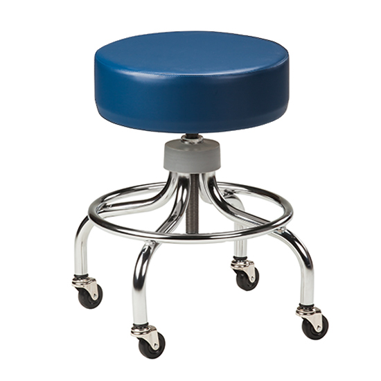 Chrome Base Stool4 Chrome Series Stools Medical
