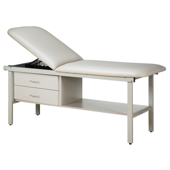Captivating ETA Alpha Series Treatment Table With Drawers
