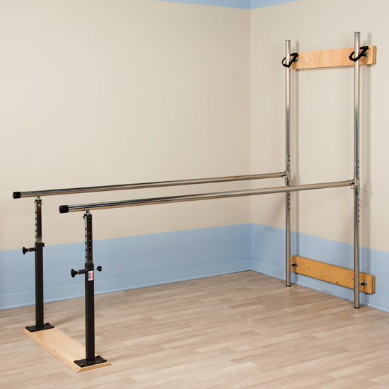 Wall Mounted Folding Parallel Bars Parallel Bars