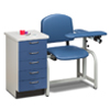 650 Chair-Mounted 5-Drawer Cabinet