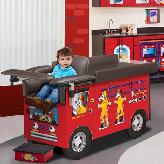 Pediatric Series Engine K 9 Blood Drawing Station