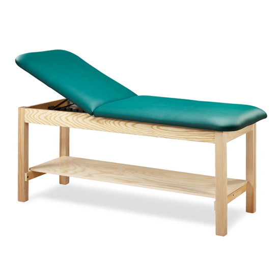 Nice Eco Friendly Wood Treatment Table With Shelf