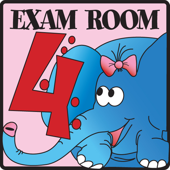 Exam Room 4 Sign  Signs  Graphics  Pediatric Equipment. Modern Coffee Table Decor Ideas. Chandelier For Baby Girl Room. Rooms For Rent In Kirkland Wa. Birthday Decorations For Girl. Red Couches Living Room. Living Room Storage. Cottage Decor Ideas. Finial Decor