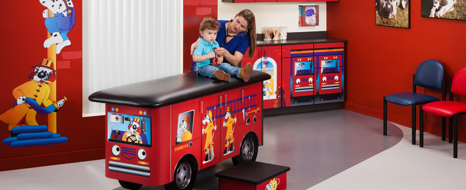Pediatric Tables & Cabinets