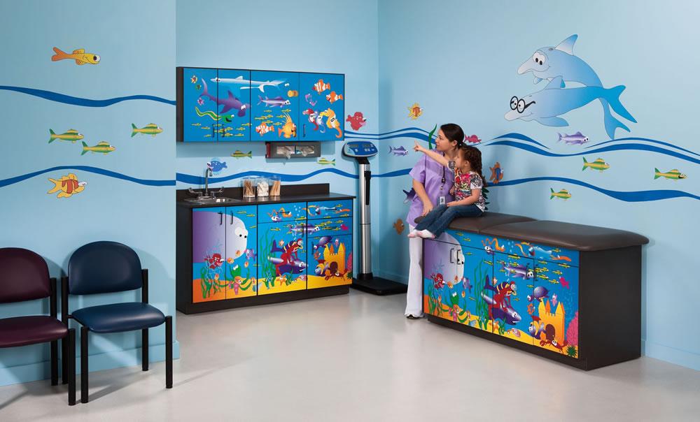 Ocean  Treatment  Table