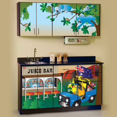Kangaroo  Country  Cabinets