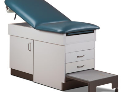 Medical Stool With Backrest Clinton Padded Armrests Lab