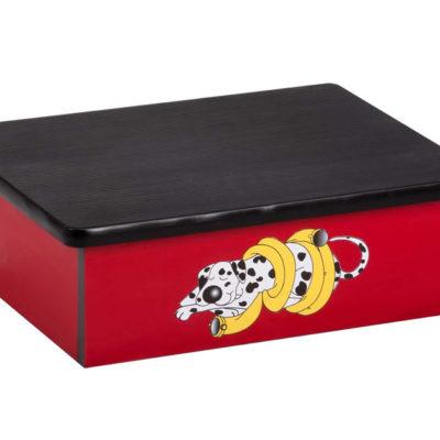 10-D Dalmatian Stool