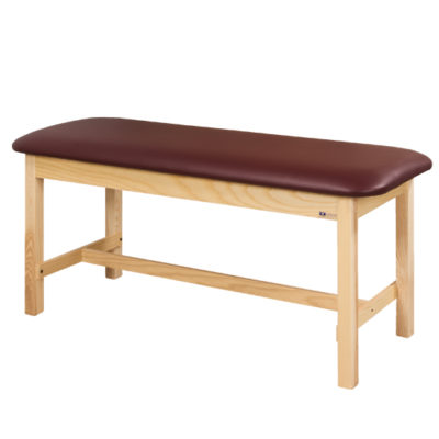 Flat Top Classic Series Straight Line Treatment Table