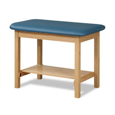 Taping Table with Shelf