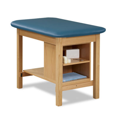 Taping Table with Shelving