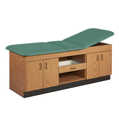 Special Procedure Table with 2 Adjustable Backrests