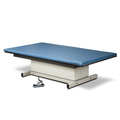 Hi-Lo Mat Platform with Removable Mat