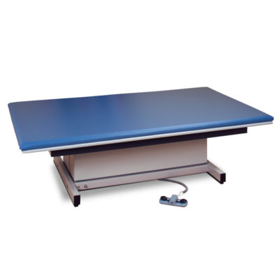 Hi-Lo Mat Platform with Upholstered Top