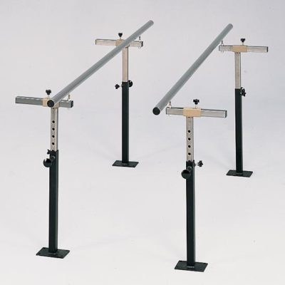 Floor Mounted Parallel Bars