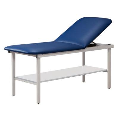 Alpha Series Treatment Table with Shelf