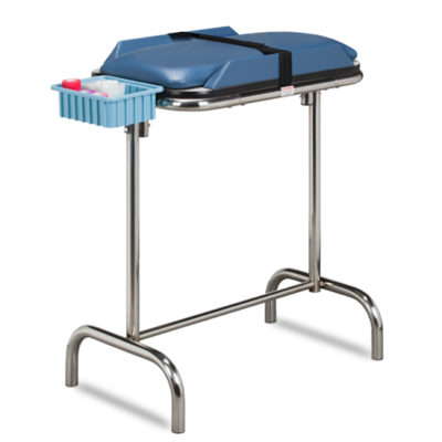 Stainless Steel Infant Blood Drawing Station