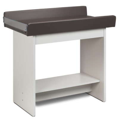 Panel Leg Infant Blood Drawing Station with Shelf