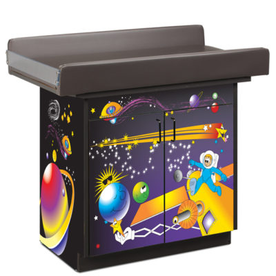 Imagination Series/Space Place Infant Blood Drawing Station with 2 Doors