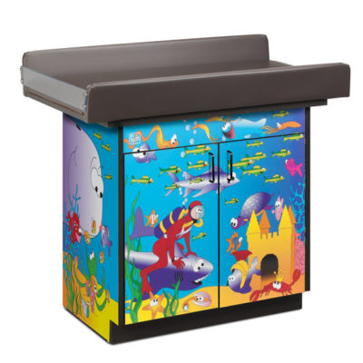 Imagination Series/Ocean Commotion Infant Blood Drawing Station