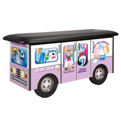 Frosty Friends Ice Cream Truck
