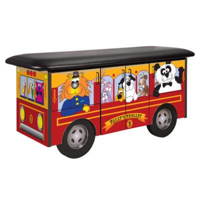 Wally's Trolley