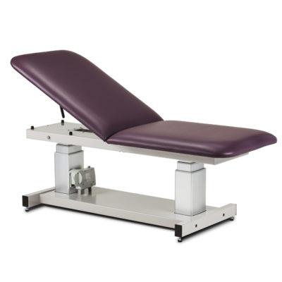 General Ultrasound Table with Adjustable Backrest