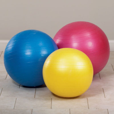 Heavy-Duty Exercise Balls