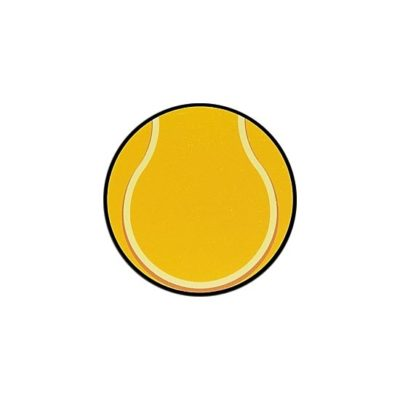 Tennis Ball Graphic