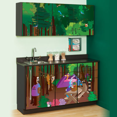 Cool Park Campgrounds Cabinets