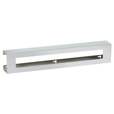 Triple Slimline Stainless Steel Glove Box Holder