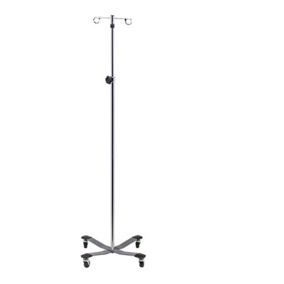 Heavy Base, 2-Hook IV Pole