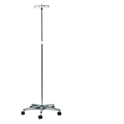 Economy 5-Leg, 4-Hook IV Pole