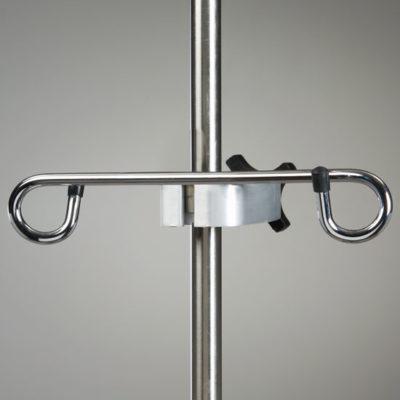 Single Ram's Horn Accessory Hook