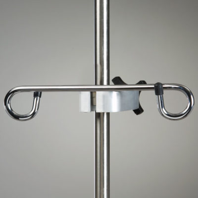 Single Ram's Horn Accessory Hook