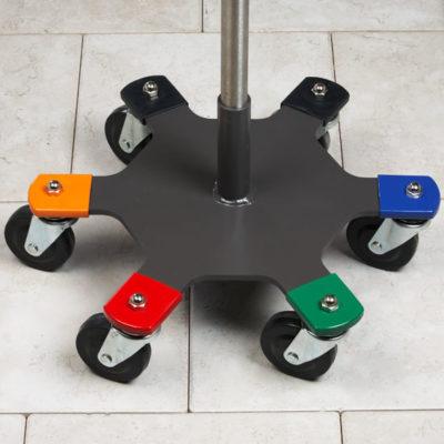 Color Key IV Pole End Tip