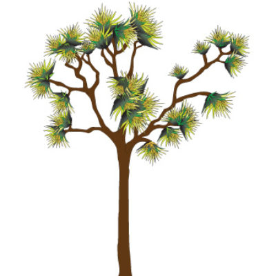 Joshua Tree Wall Sticker