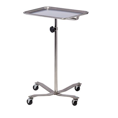 Mobile Stainless Steel* Instrument Stand