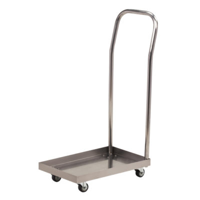 *Stainless Steel Transport Cart