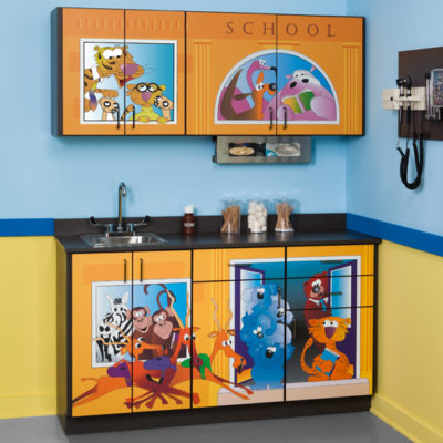 Schoolhouse Cabinets