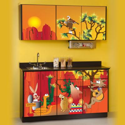Southwestfest Cabinets