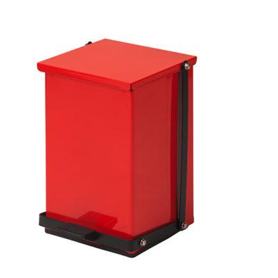 24 Quart Premium Red Waste Receptacle