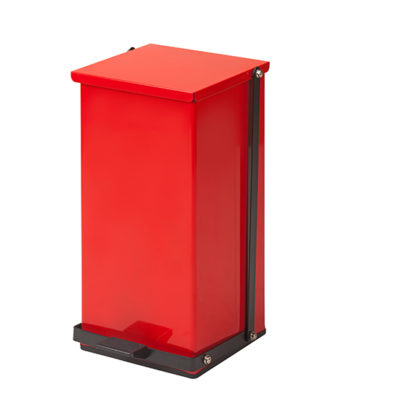 32 Quart Premium Red Waste Receptacle
