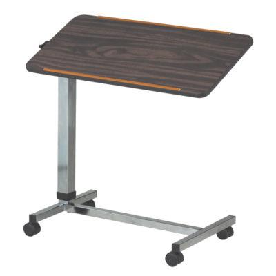 H-Base, Tilt-Top, Over-Bed Table