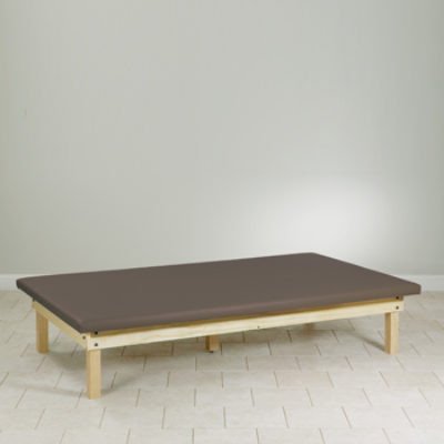 Value Upholstered Top Mat Platform