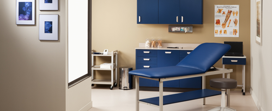 Medical Tables & Cabinets